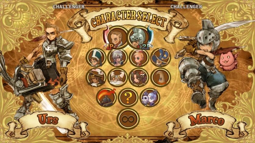 Screenshot 2 - Battle Fantasia -Revised Edition-