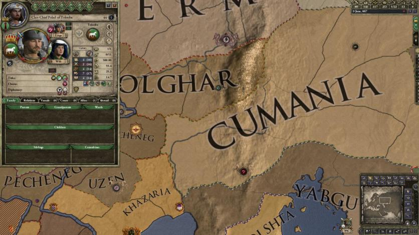 Screenshot 3 - Crusader Kings II: Horse Lords