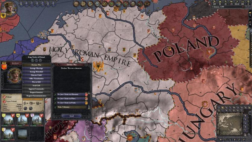 Screenshot 9 - Crusader Kings II: Horse Lords