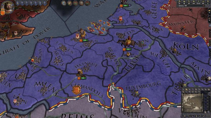 Screenshot 5 - Crusader Kings II: Horse Lords Content Pack