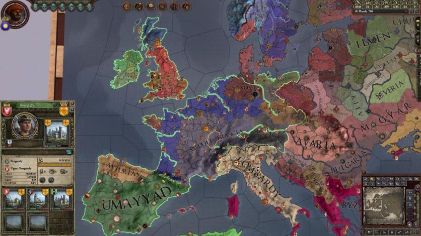Screenshot 3 - Crusader Kings II: Orchestral House Lords
