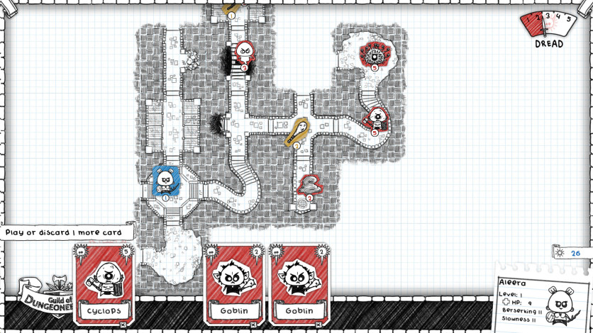 Screenshot 6 - Guild of Dungeoneering