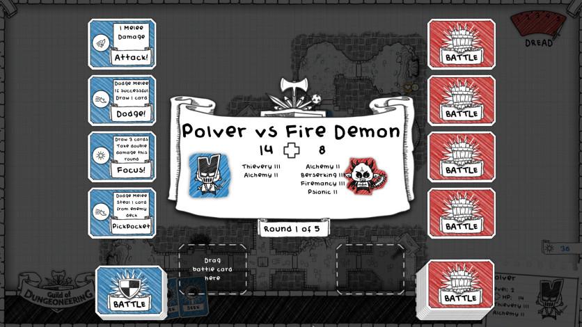 Screenshot 4 - Guild of Dungeoneering Deluxe Edition