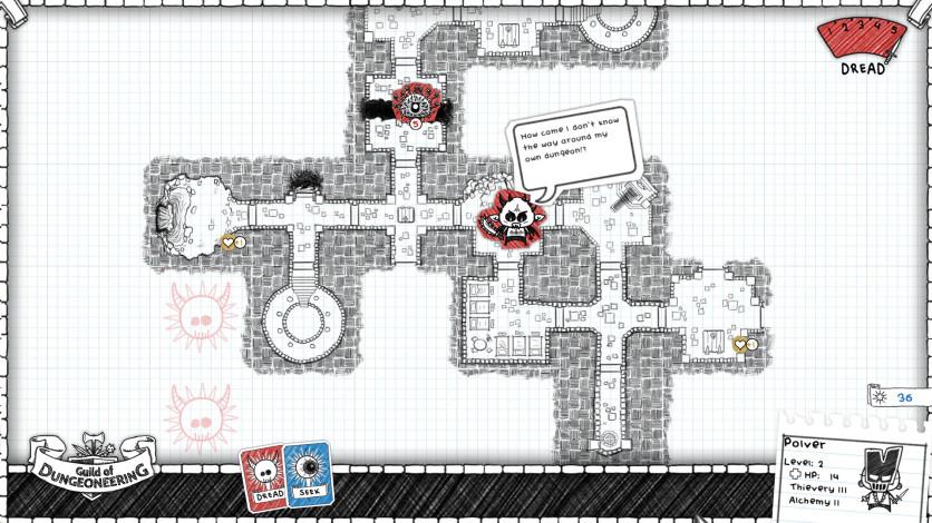 Screenshot 5 - Guild of Dungeoneering Deluxe Edition