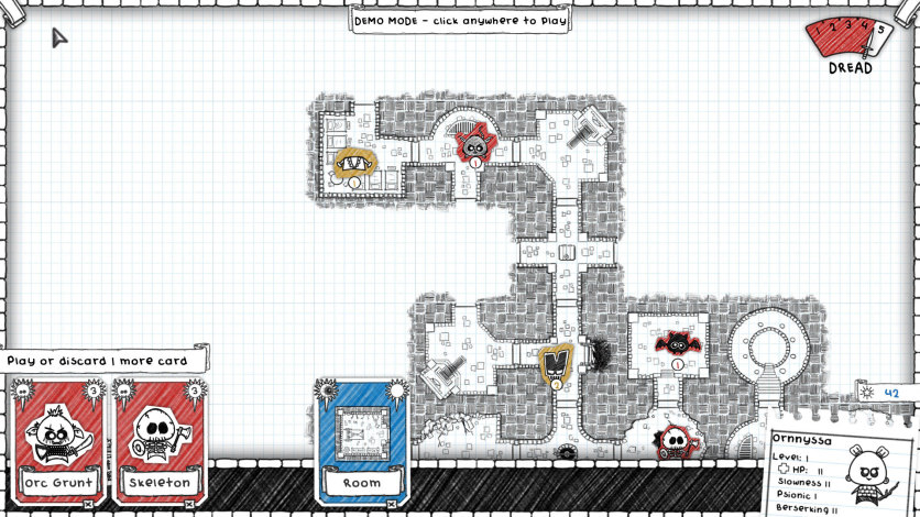 Screenshot 2 - Guild of Dungeoneering Deluxe Edition