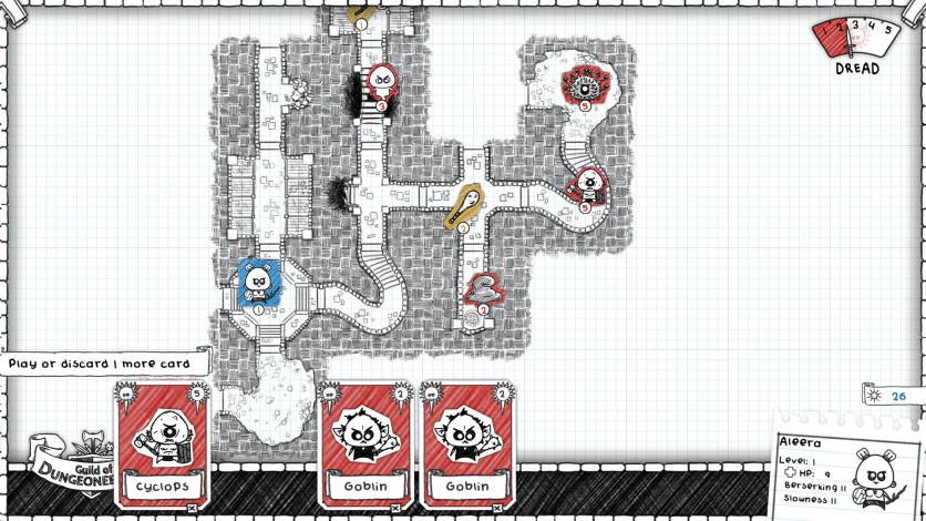 Screenshot 6 - Guild of Dungeoneering Deluxe Edition
