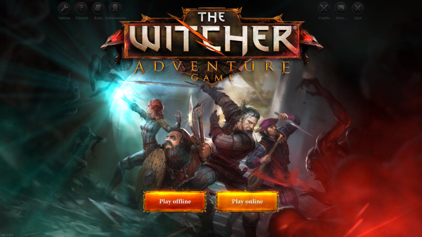 Screenshot 18 - The Witcher Adventure Game