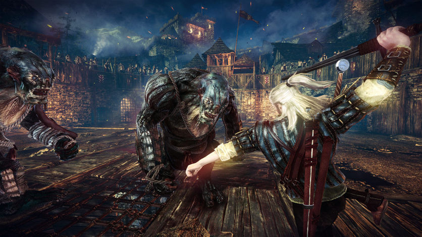 Screenshot 16 - The Witcher 2: Assassins of Kings Enhanced Edition