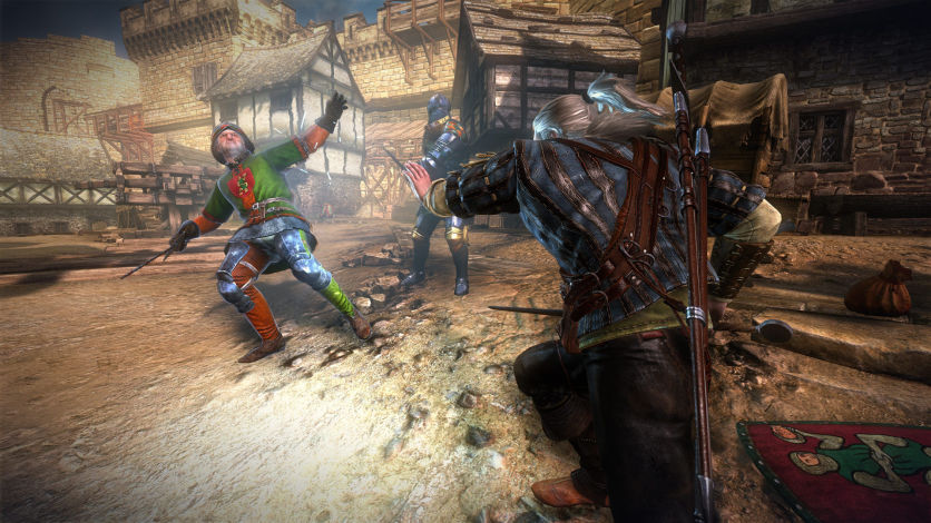 Screenshot 5 - The Witcher 2: Assassins of Kings Enhanced Edition