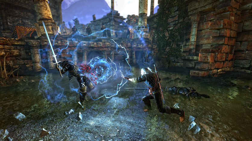Screenshot 3 - The Witcher 2: Assassins of Kings Enhanced Edition