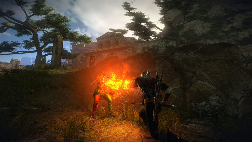 Screenshot 4 - The Witcher 2: Assassins of Kings Enhanced Edition