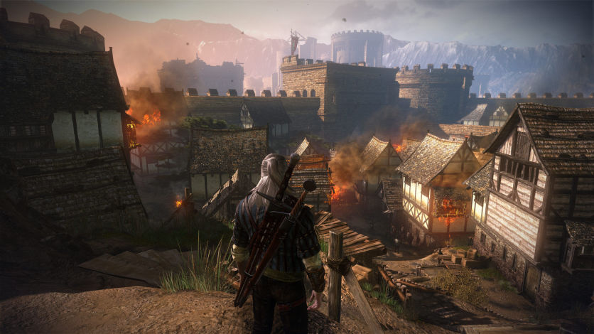 Screenshot 8 - The Witcher 2: Assassins of Kings Enhanced Edition
