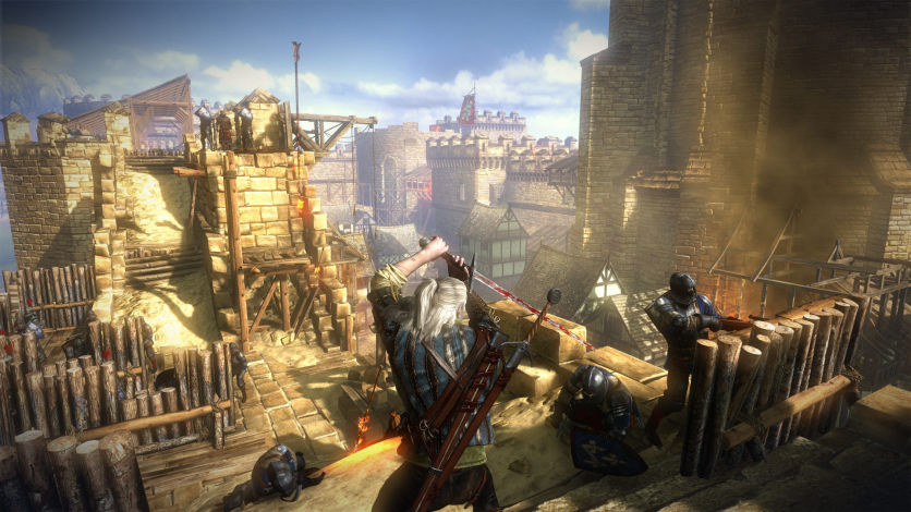 Screenshot 6 - The Witcher 2: Assassins of Kings Enhanced Edition