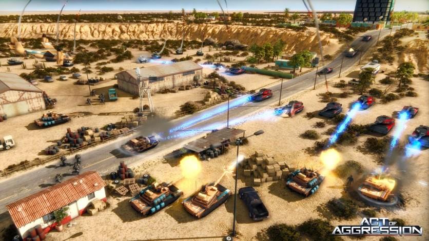 Screenshot 5 - Act of Aggression