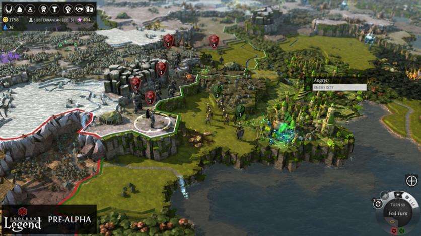 Screenshot 2 - Endless Legend - Emperor Edition