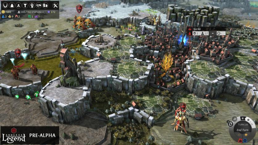 Screenshot 3 - Endless Legend - Emperor Edition
