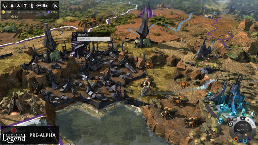 Screenshot 4 - Endless Legend - Emperor Edition
