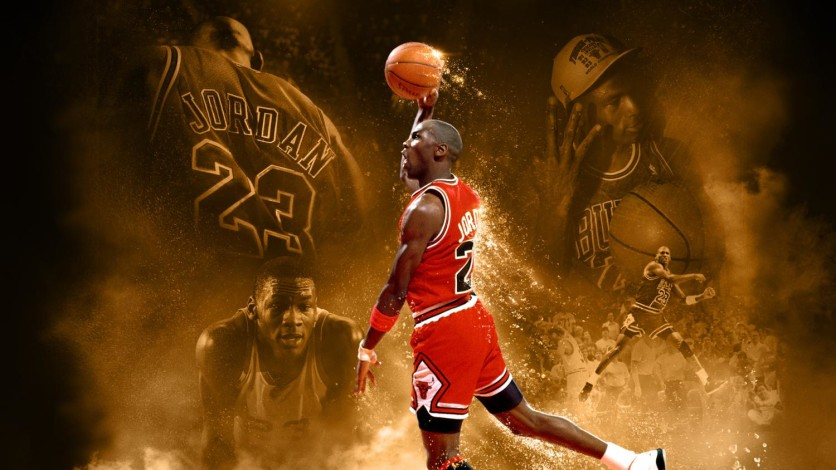 Screenshot 5 - NBA 2K16 - Michael Jordan Special Edition