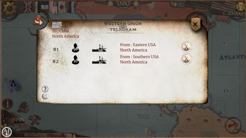 Screenshot 3 - Colonial Conquest