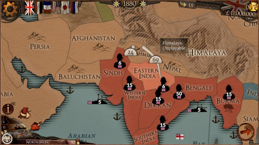 Screenshot 8 - Colonial Conquest