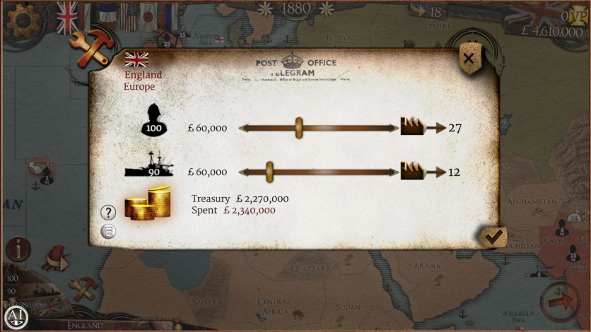 Screenshot 2 - Colonial Conquest