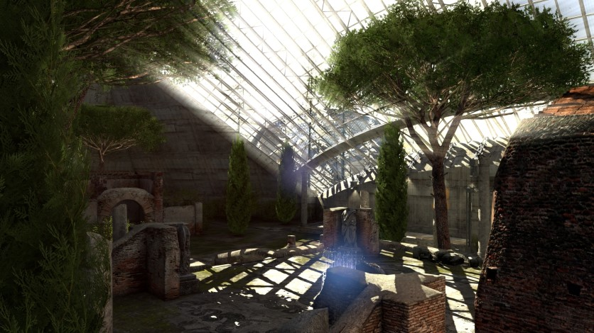 Screenshot 1 - The Talos Principle: Road To Gehenna