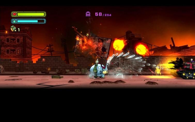 Screenshot 4 - TEMBO THE BADASS ELEPHANT