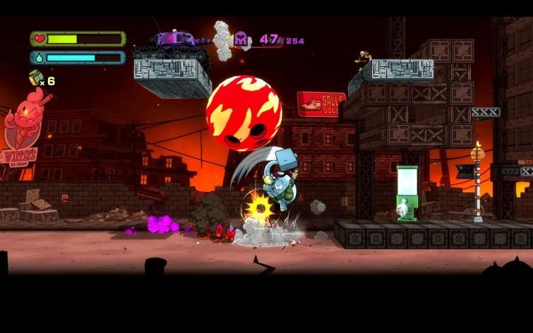 Screenshot 8 - TEMBO THE BADASS ELEPHANT