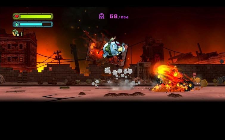 Screenshot 3 - TEMBO THE BADASS ELEPHANT