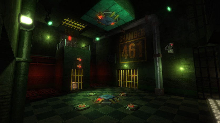 Screenshot 5 - Magnetic: Cage Closed