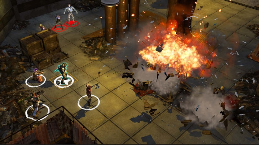 Screenshot 20 - Wasteland 2: Director's Cut
