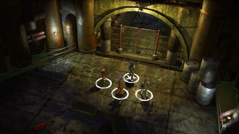 Screenshot 21 - Wasteland 2: Director's Cut
