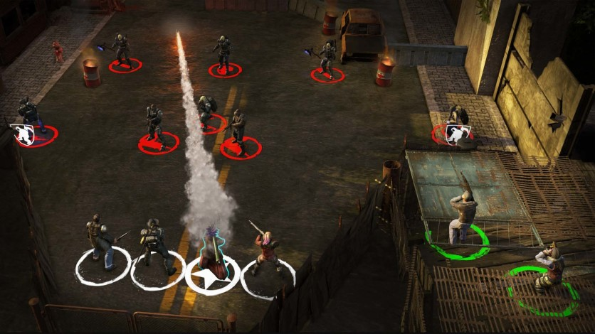 Screenshot 16 - Wasteland 2: Director's Cut