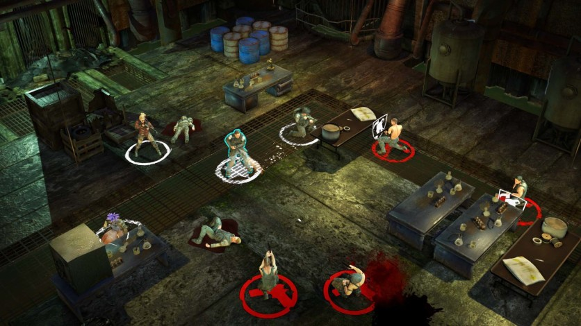 Screenshot 22 - Wasteland 2: Director's Cut