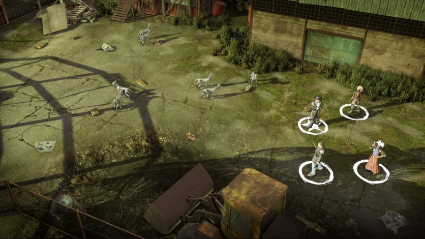 Screenshot 10 - Wasteland 2: Director's Cut