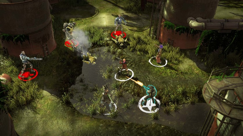 Screenshot 23 - Wasteland 2: Director's Cut