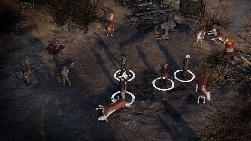 Screenshot 13 - Wasteland 2: Director's Cut