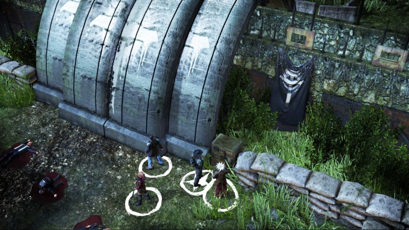Screenshot 9 - Wasteland 2: Director's Cut