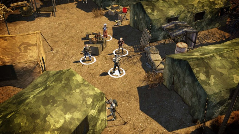 Screenshot 6 - Wasteland 2: Director's Cut