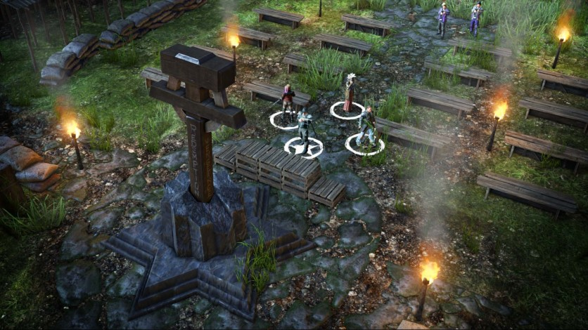 Screenshot 8 - Wasteland 2: Director's Cut