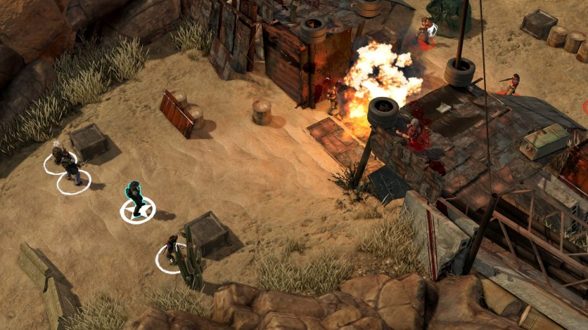 Screenshot 12 - Wasteland 2: Director's Cut