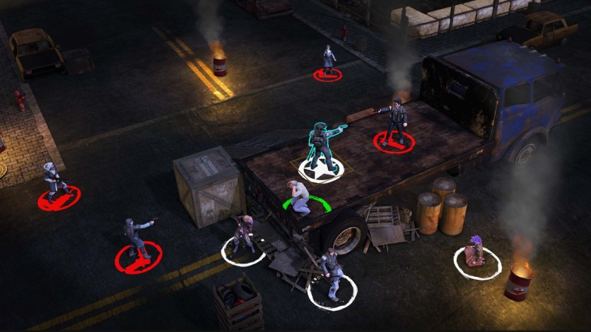 Screenshot 17 - Wasteland 2: Director's Cut