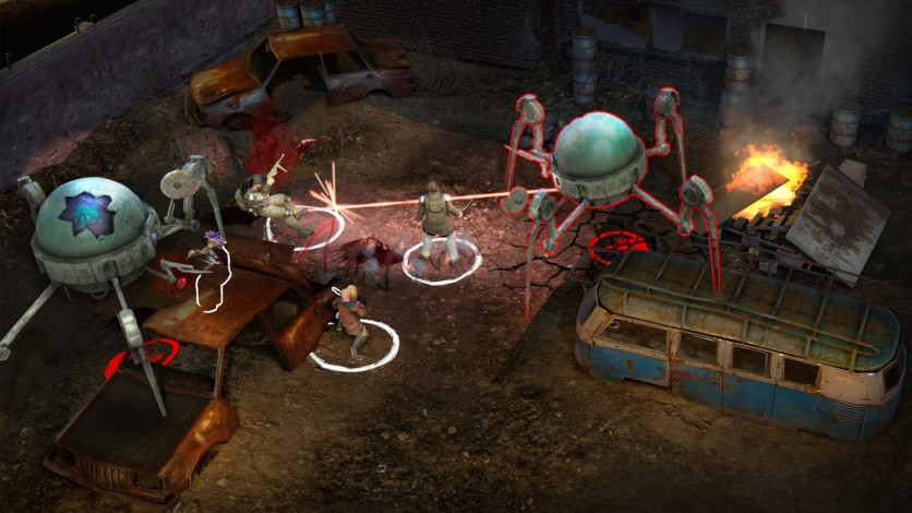 Screenshot 25 - Wasteland 2: Director's Cut