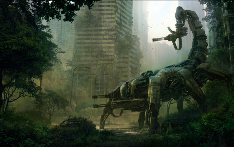 Screenshot 1 - Wasteland 2: Director's Cut