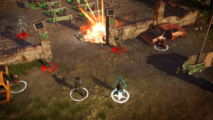 Screenshot 5 - Wasteland 2: Director's Cut - Digital Deluxe Edition