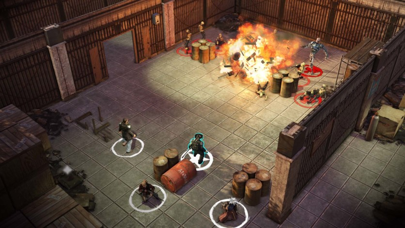 Screenshot 2 - Wasteland 2: Director's Cut - Digital Deluxe Edition