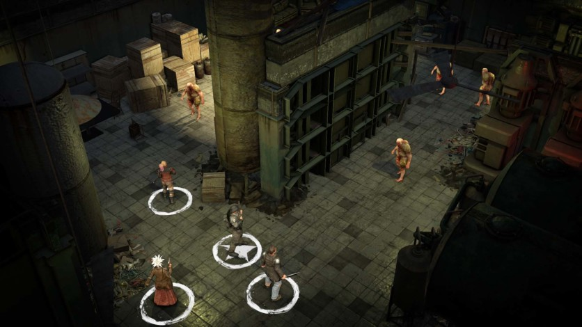 Screenshot 3 - Wasteland 2: Director's Cut - Digital Deluxe Edition