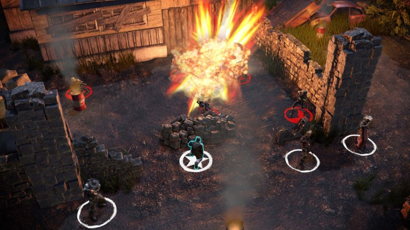 Screenshot 7 - Wasteland 2: Director's Cut - Digital Deluxe Edition