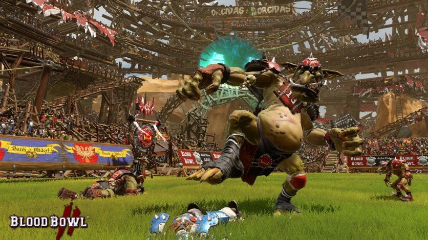 Screenshot 5 - Blood Bowl 2