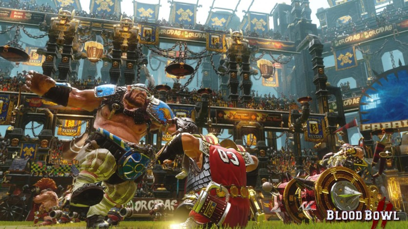 Screenshot 8 - Blood Bowl 2